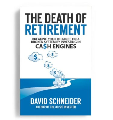The Death of Retirement Product Image